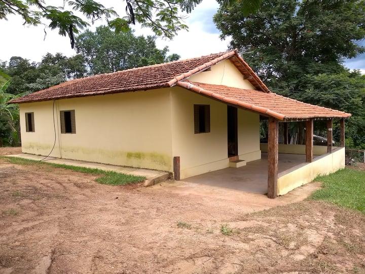 Casa de campo na Serra da Canastra