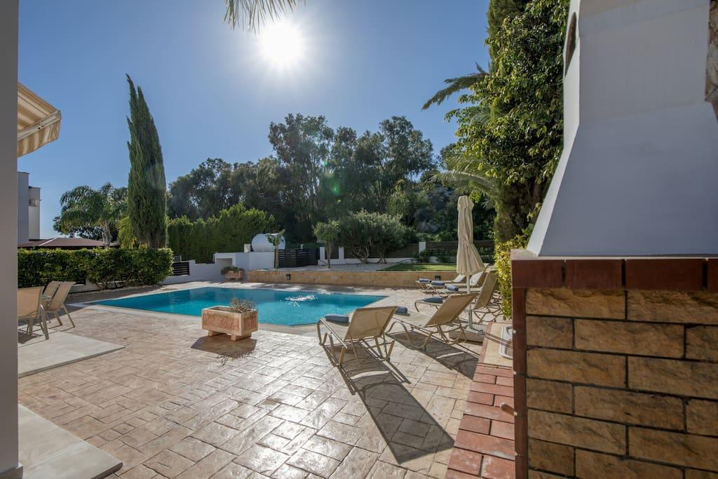 Cyprus In The Sun Villa Anatoli 20 Gold