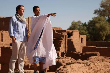 Bivouac Joudour Sahara