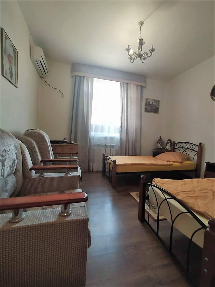 Апартаменты в горах Сочи