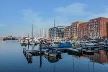 IJburg marina