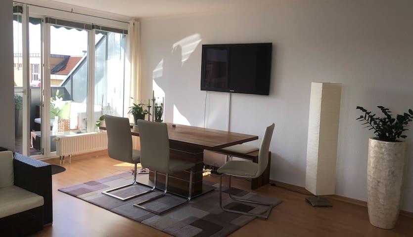 Modern Wohnung mitten im Herzen von Hildesheim