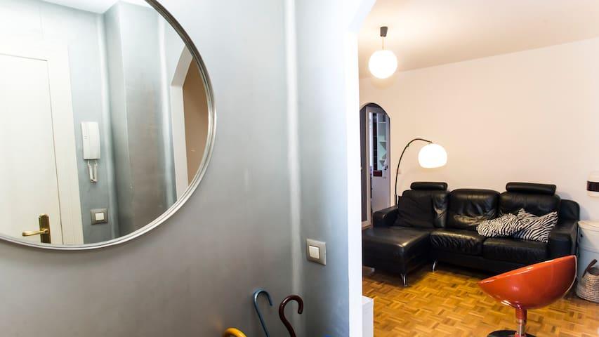 Coqueto piso en el centro de la ciudad. - Oviedo - House