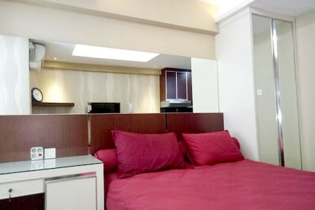 Cozy and Affordable studio near Mall - Penjaringan - Apartmen