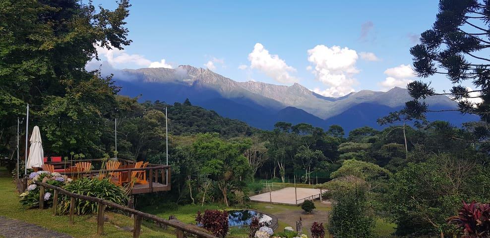Paraiso na Serra da Mantiqueira - Itatiaia