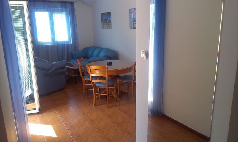 Apartment Briv without sea view - Tivat