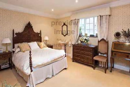 Surrey Country house,M25, airports - Walton on the Hill - Casa