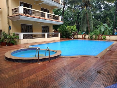 Kimaya Suite- Luxury 2 Bedroom Apartment With Pool