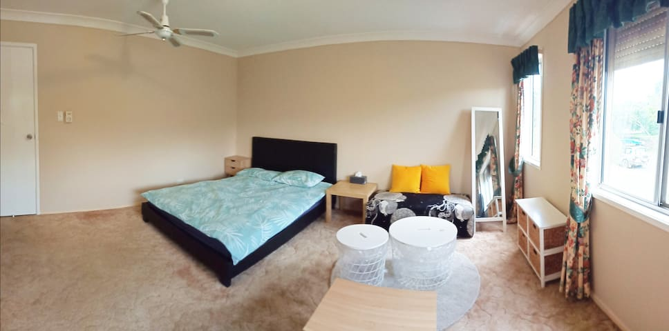 Master room in good location, plaza與萬隆商圈 Cp05