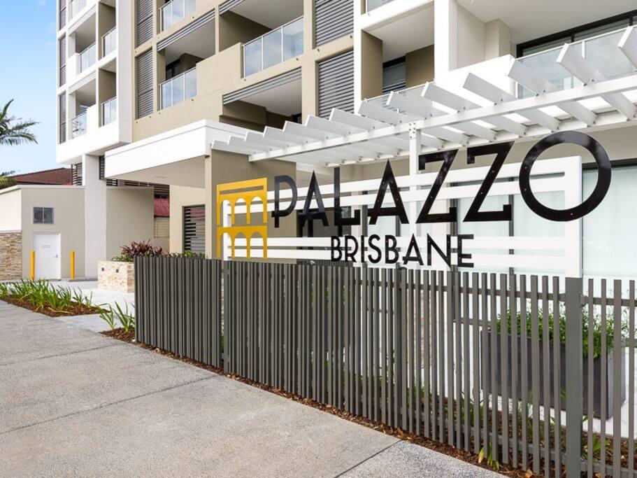 Palazzo Brisbane Entrance