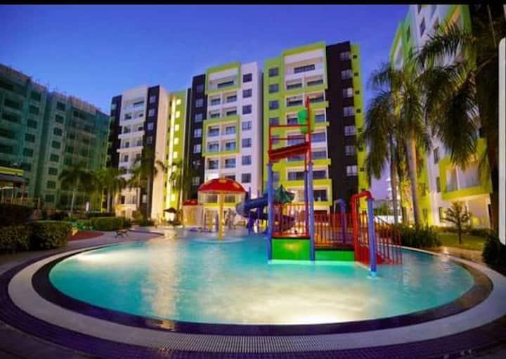 WINSPRO(pool view)@MANHATTAN CONDOMINIUM