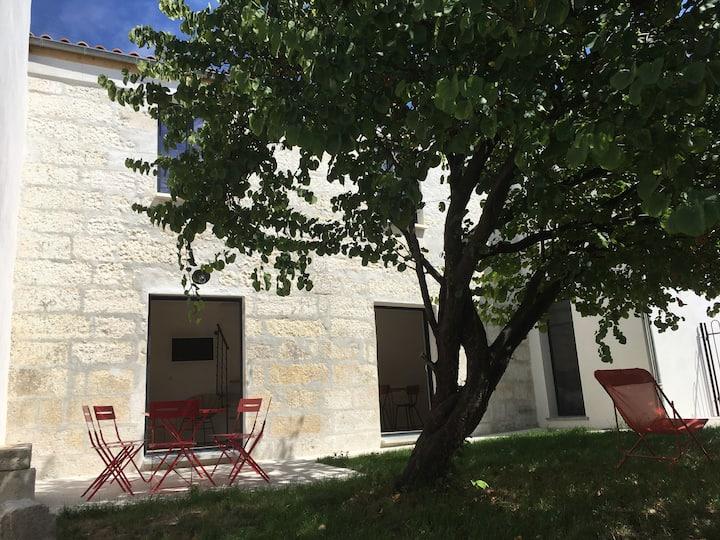 Maison avec jardin - Centre-ville Angoulême