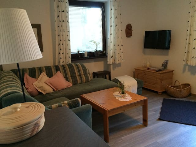 Wohnung Hanni mitten am Kirchboden! - Wagrain