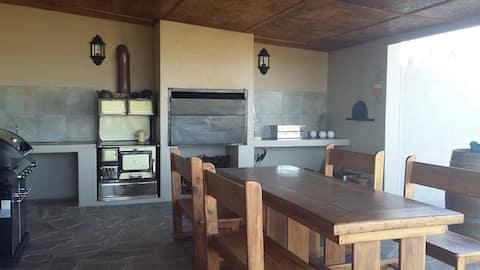 Kalkrand Farm House