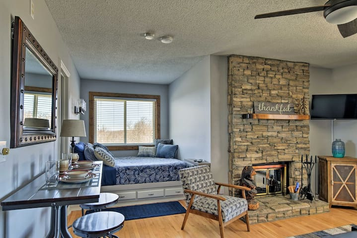NEW-Updated Studio Condo, Mins to Beech Mtn Resort