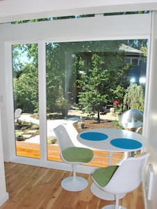 359 Tiny rotating house - Mississippi neighborhood - Portland - Maison