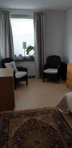 Härlig studio lägenhet