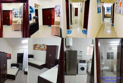 Bed Space For Male in Doha City