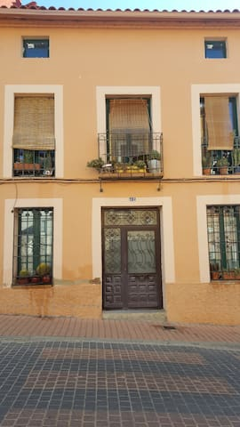 Casa rural con patio, El Tiemblo Avila