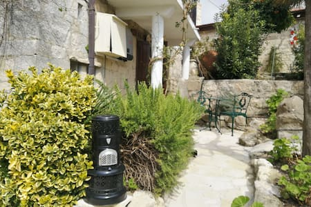 Charming studio in traditional Cypriot village