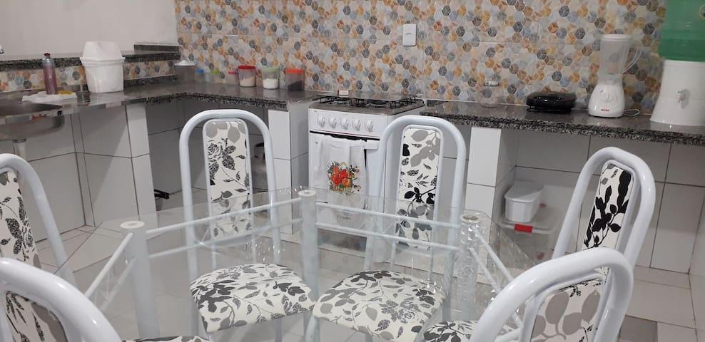 Casa Cantinho da Família - Praia de Guaibim