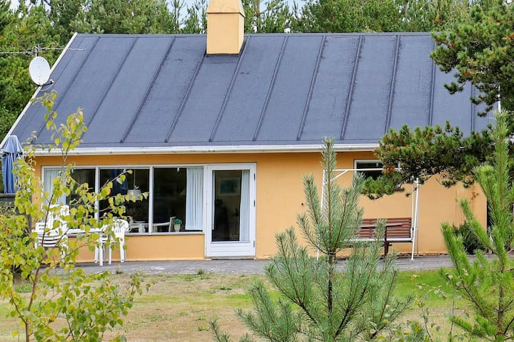 Vintage Holiday Home in Jutland with Sea nearby