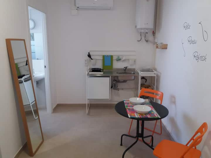 Chic Room 1.2 + beach + BCN