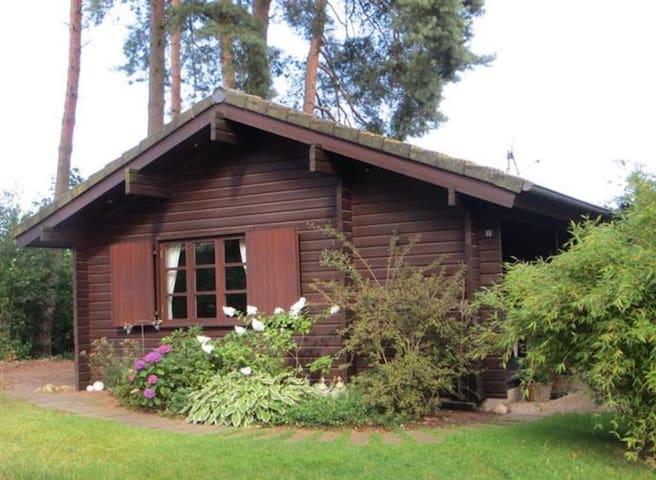 Gemütliches, niedliches Holzhaus!! - Winsen (Aller) - Dom