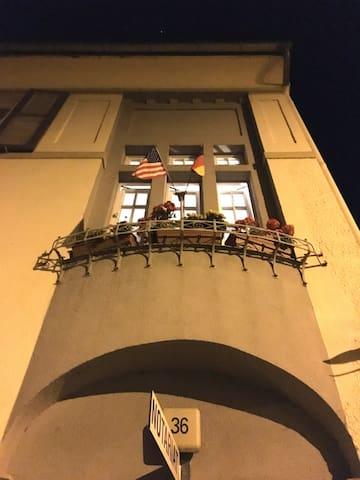 """Übernachtung""""Another style""""mit viel Nähe - Dessau-Roßlau - Lägenhet"""