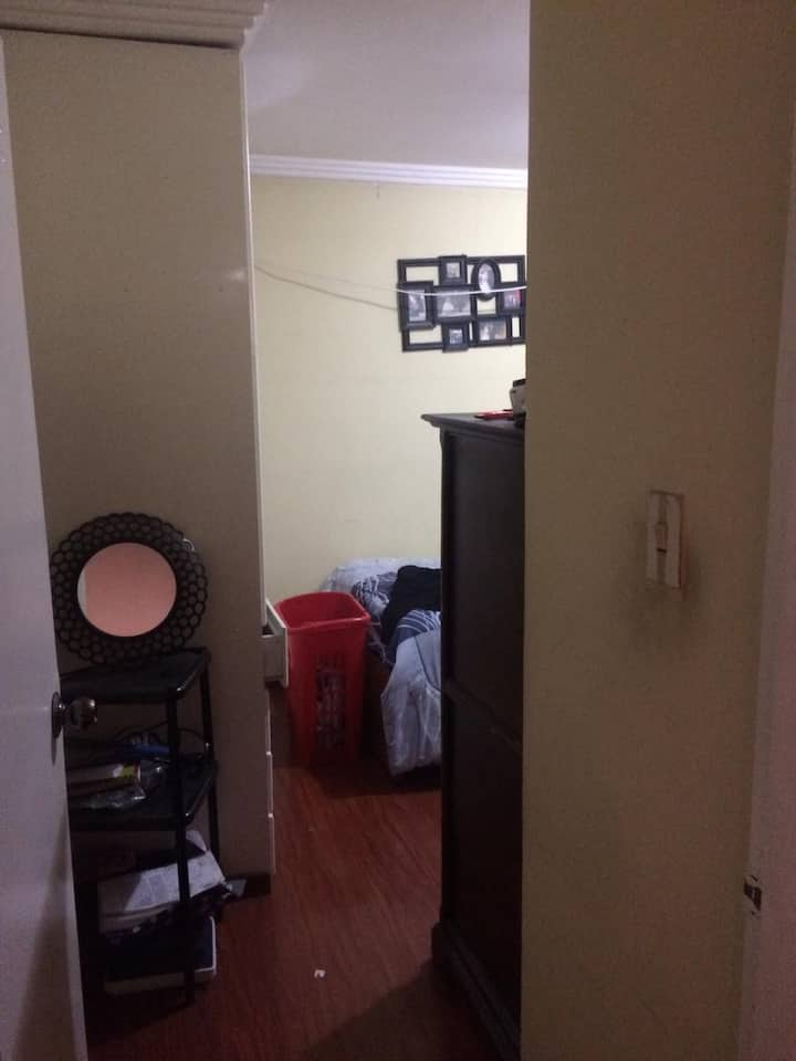 Habitación para un huésped