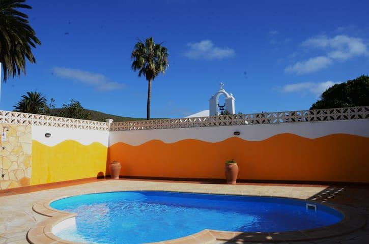 Casa la Ermita B - Máguez - Byt