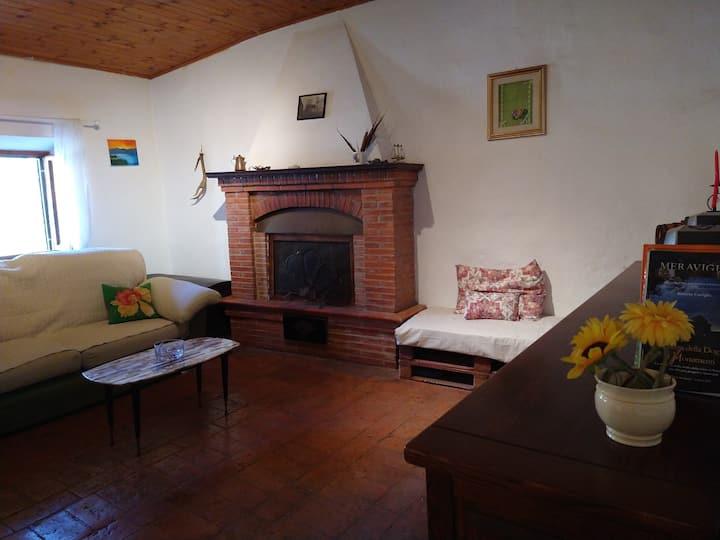 la casina nel borgo antico