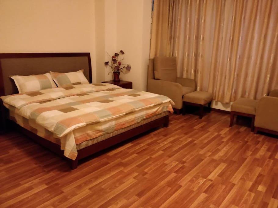 卧室内环境