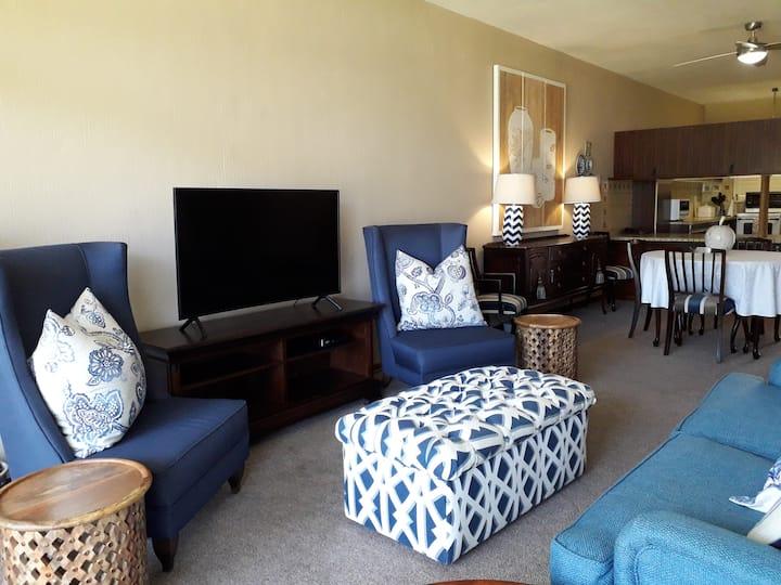 Stylish 4-Sleeper Beach Apartment Margate/Manaba