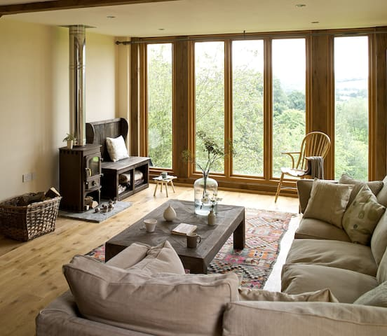 Stable house with Stunning Views - 徹奇斯特雷頓(Church Stretton) - 獨棟