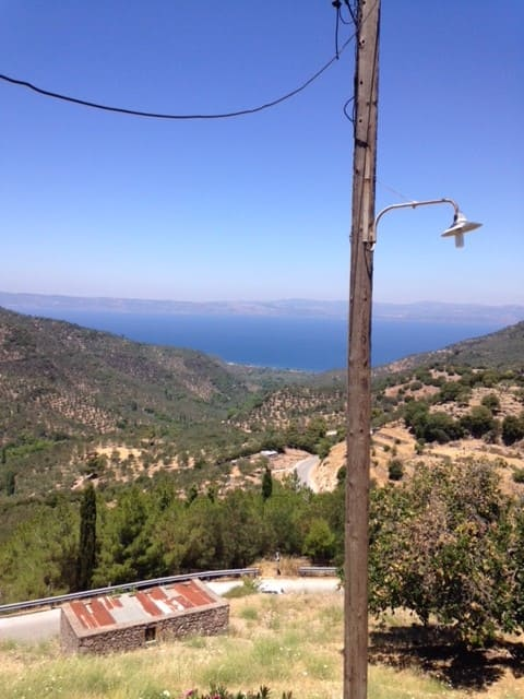 Kleio, house with great views