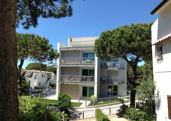 Apt for 4 pers with WLAN in Rosolina Mare R47596