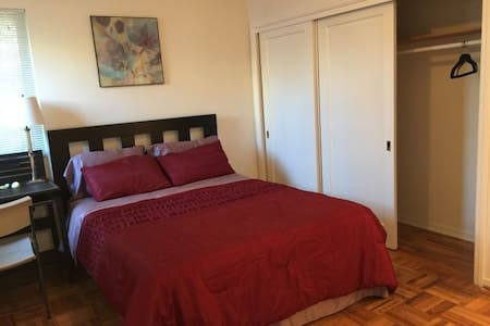 Large Nice Private Room, near SFO - 샌브루노(San Bruno)