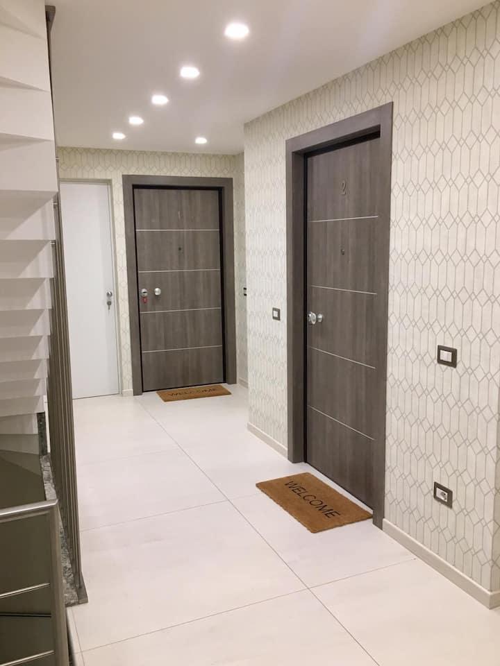 Appartamenti prestigiosi - VILLA LUCY