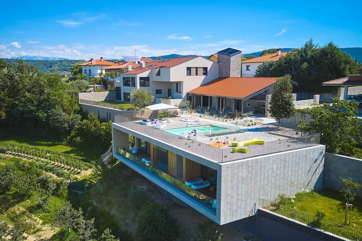 Villa Zerou - Merlot Apartment