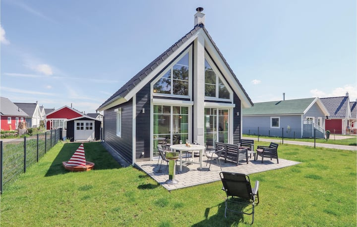 Beautiful home in Zerpenschleuse with 2 Bedrooms
