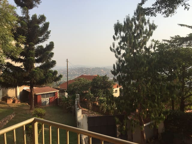 Two Bedroom Apartment in Kampala (apartment 1A)