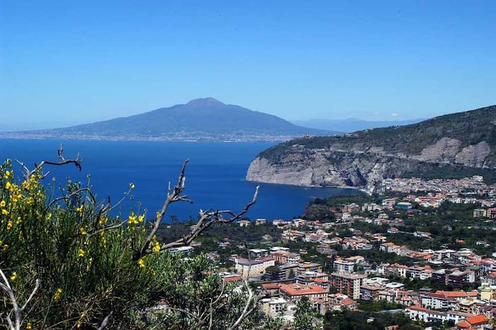 SORRENTO AN AMAZING PLACE BETWEEN NATURE AND SEA