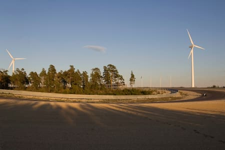 GotlandRing, Race & Test Circuit and Paddock Club