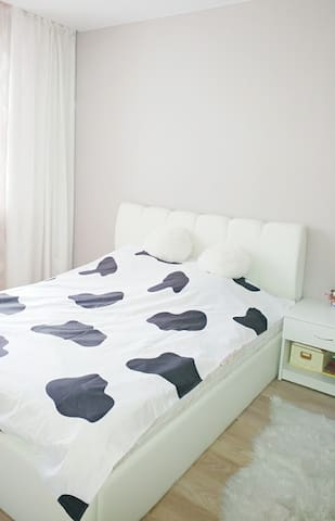 ~~ Cozy apartment in Minsk ~~