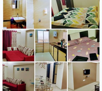 BLISS 11: SANITISED & CLEAN 2BHK-Andheri SV Road
