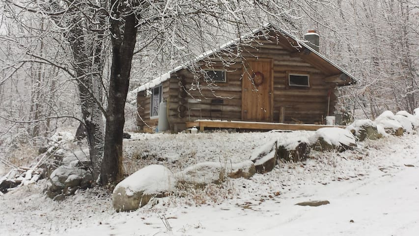 Ridgeview Log Cabin - Weld - Kabin