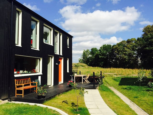 New family-friendly house in Copenhagen area - Roskilde - House