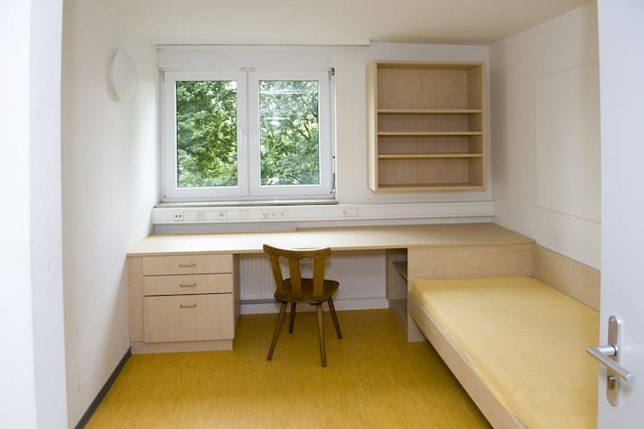 Single Room in Reutlingen - Reutlingen - Asrama