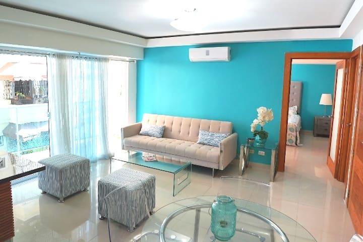 Apartamento en Bella Vista, Protocovid adoptado.